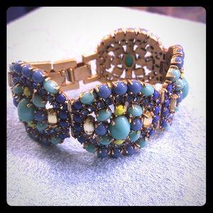 Stella & Dot Sardinia Cuff Bracelet- Retired